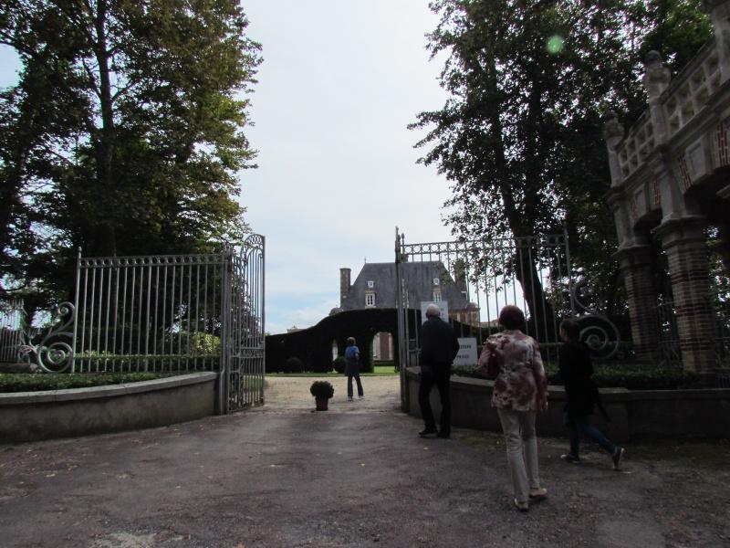 la journée du patrimoine 16 septembre 2012_ LE CHÄTEAU D AGUESSEAU EN Normandie  Img_0325
