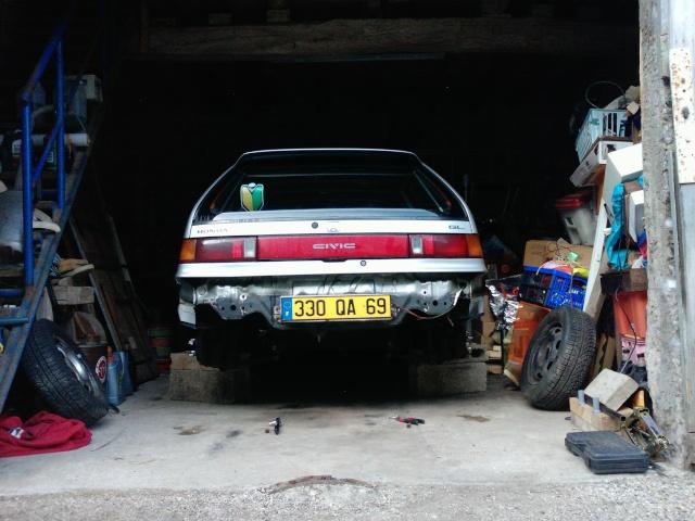 [ EC9 ] My 89' Civic ( Swap D16z1 dans le garage :D ) - Page 5 2_bar_10