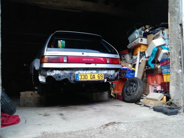[ EC9 ] My 89' Civic ( Swap D16z1 dans le garage :D ) - Page 5 2_bar_12