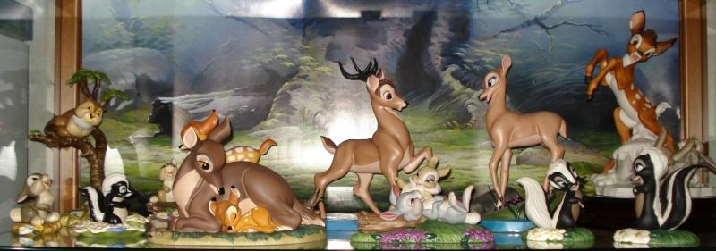 Walt Disney Classics Collection - Enesco (depuis 1992) - Page 38 Bambi_17