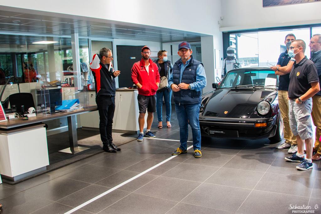 Centre Porsche Classic de Rouen 010
