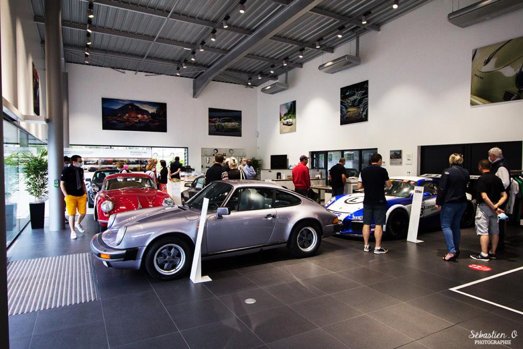 Centre Porsche Classic de Rouen 1210