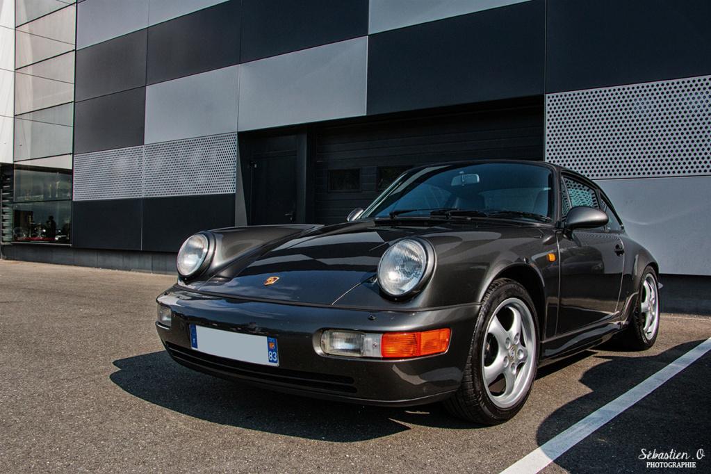 Centre Porsche Classic de Rouen 1411