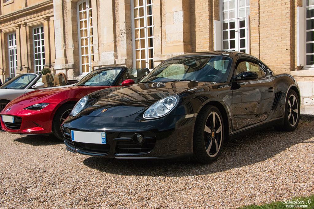 Centre Porsche Classic de Rouen 2010