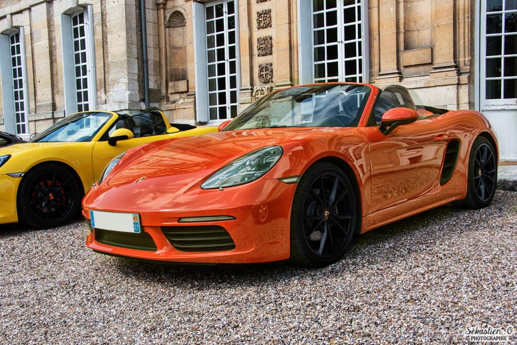Centre Porsche Classic de Rouen 2710