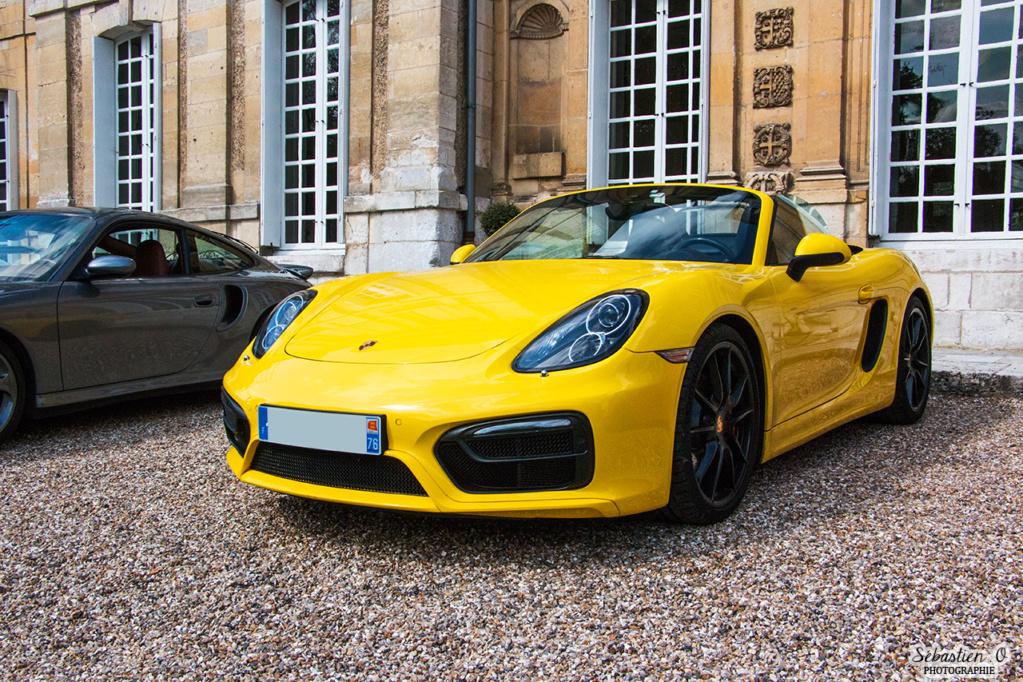 Centre Porsche Classic de Rouen 2810