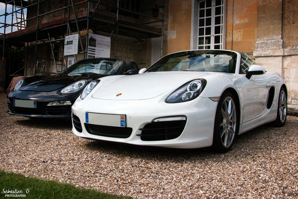 Centre Porsche Classic de Rouen 3110