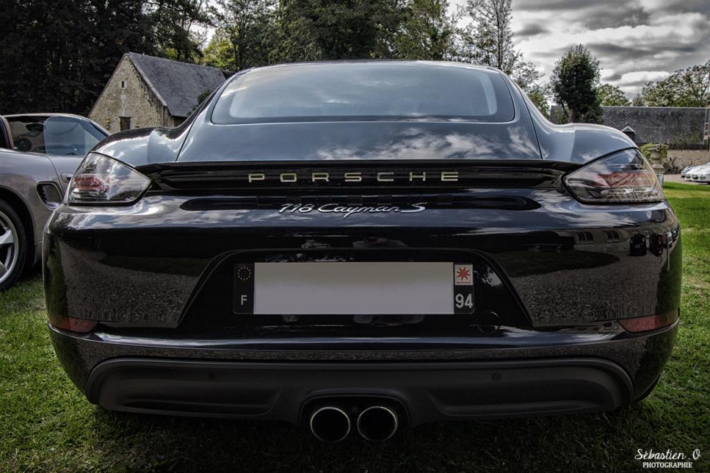 Centre Porsche Classic de Rouen 3610