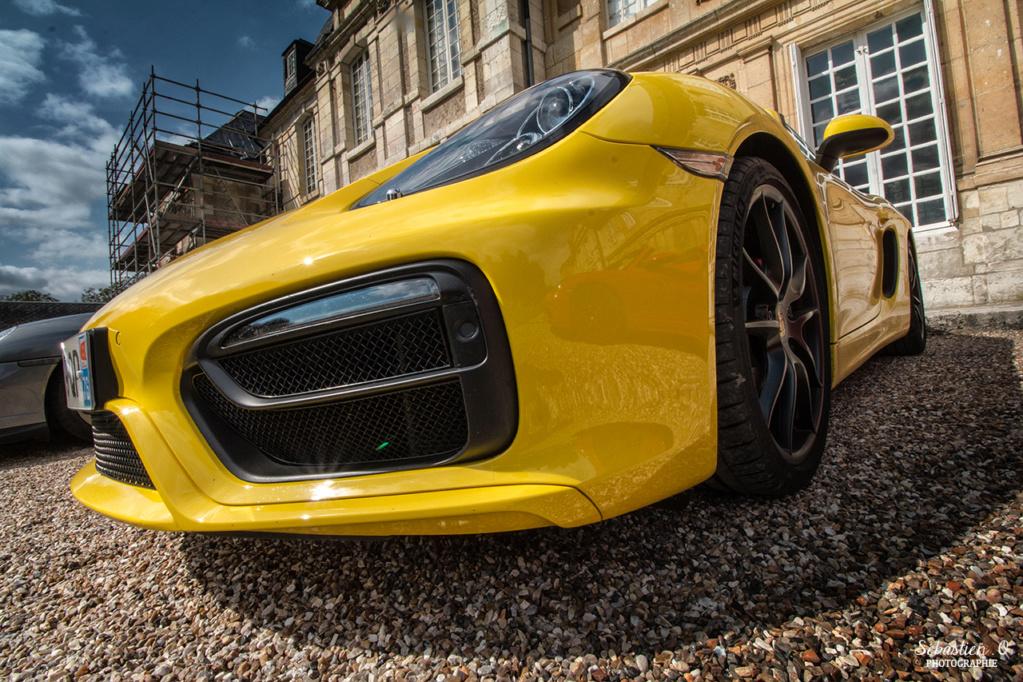 Centre Porsche Classic de Rouen 4110