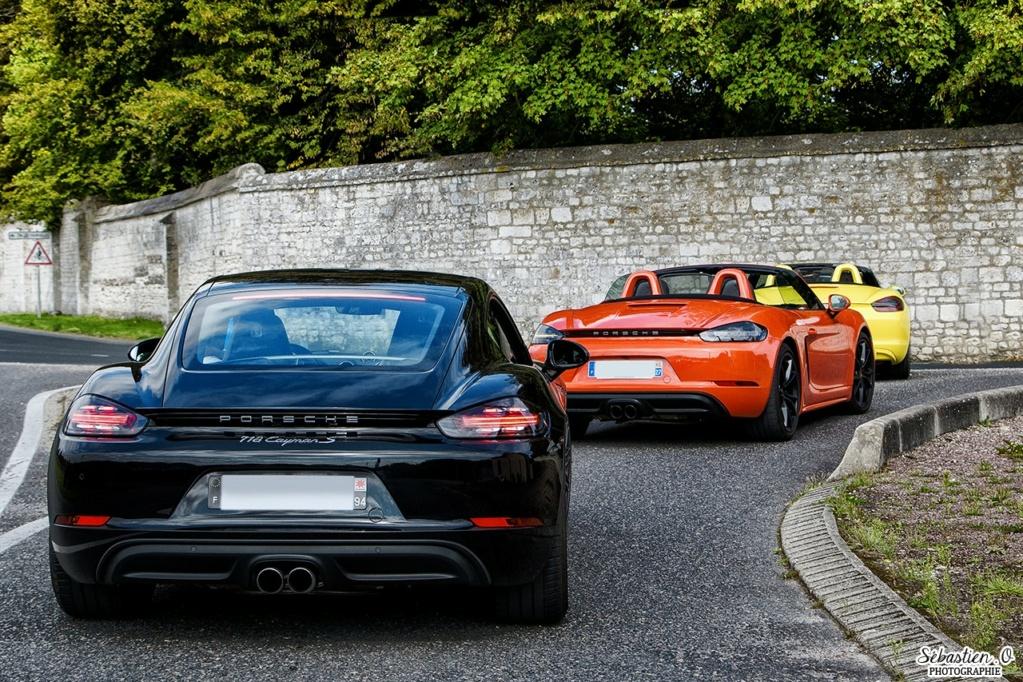 Centre Porsche Classic de Rouen 4510