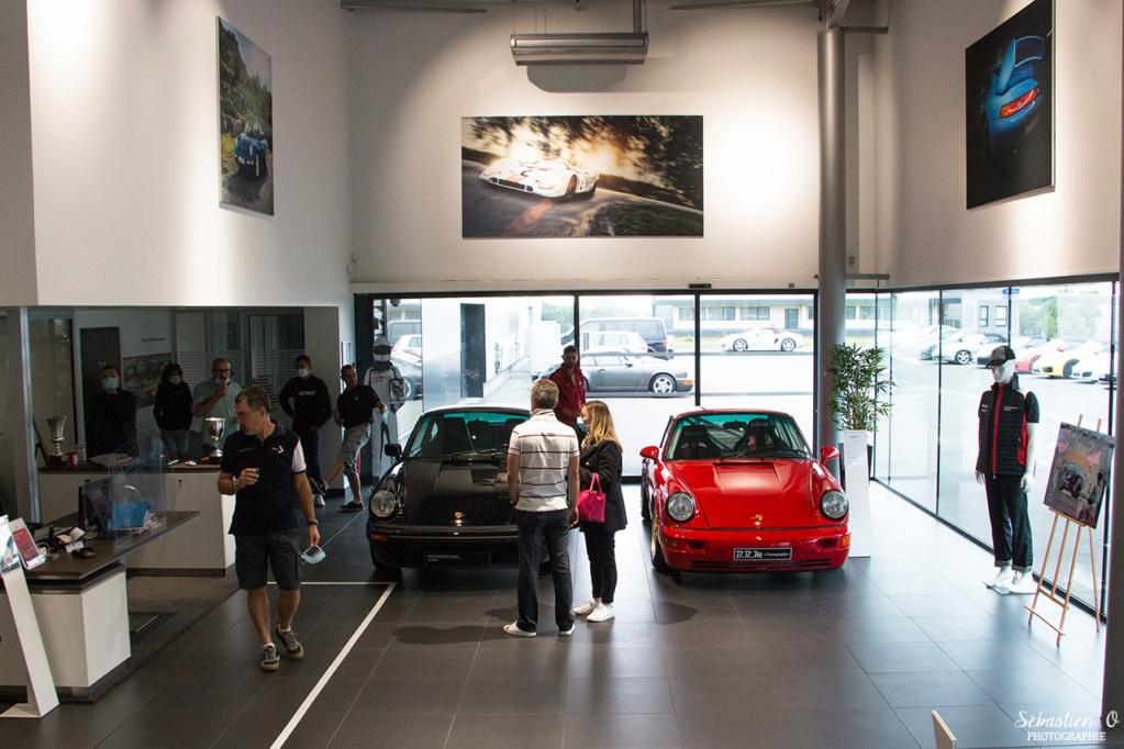 Centre Porsche Classic de Rouen 610