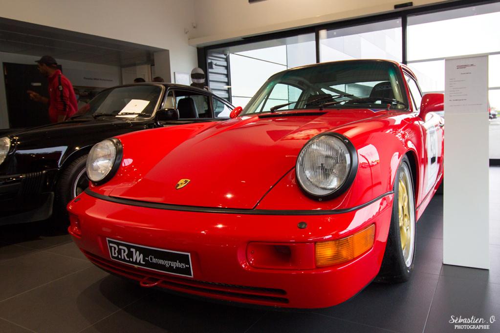Centre Porsche Classic de Rouen 910