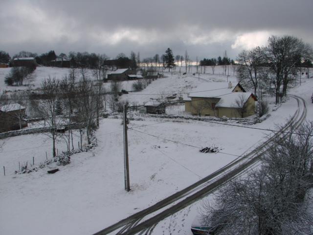 Le temps à Madelonnet du mois de Février 2008 137