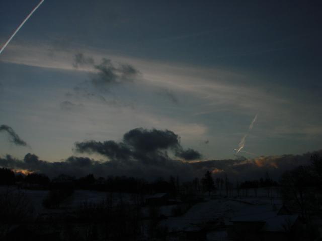 Le temps à Madelonnet du mois de Février 2008 142