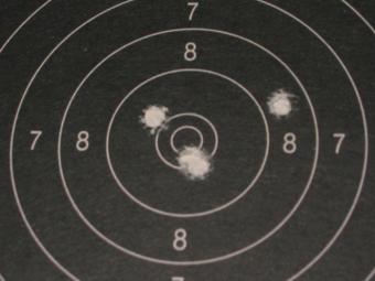 Test Munitions RS1 22 lr (canon flûté) [tableaux + cartons] Eley_p12