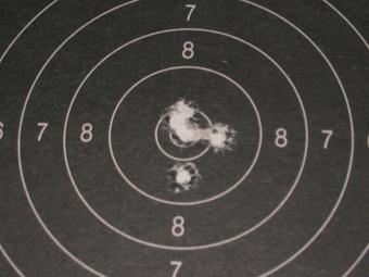 Test Munitions RS1 22 lr (canon flûté) [tableaux + cartons] Eley_s10