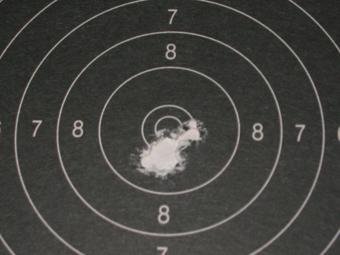 Test Munitions RS1 22 lr (canon flûté) [tableaux + cartons] Eley_s11