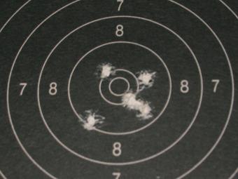 Test Munitions RS1 22 lr (canon flûté) [tableaux + cartons] Eley_s15