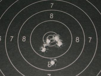 Test Munitions RS1 22 lr (canon flûté) [tableaux + cartons] Lapua_10
