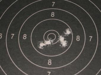 Test Munitions RS1 22 lr (canon flûté) [tableaux + cartons] Lapua_12