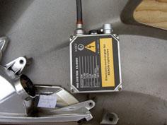 MEILLEUR ECLAIRAGE ET VISIBILITE Montage Kit HID Bi-Xénon H4 1310