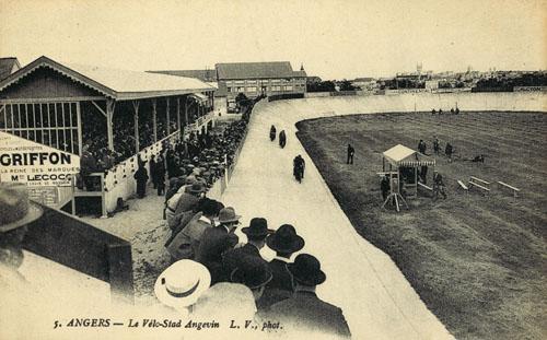 Les vélodromes Angers11