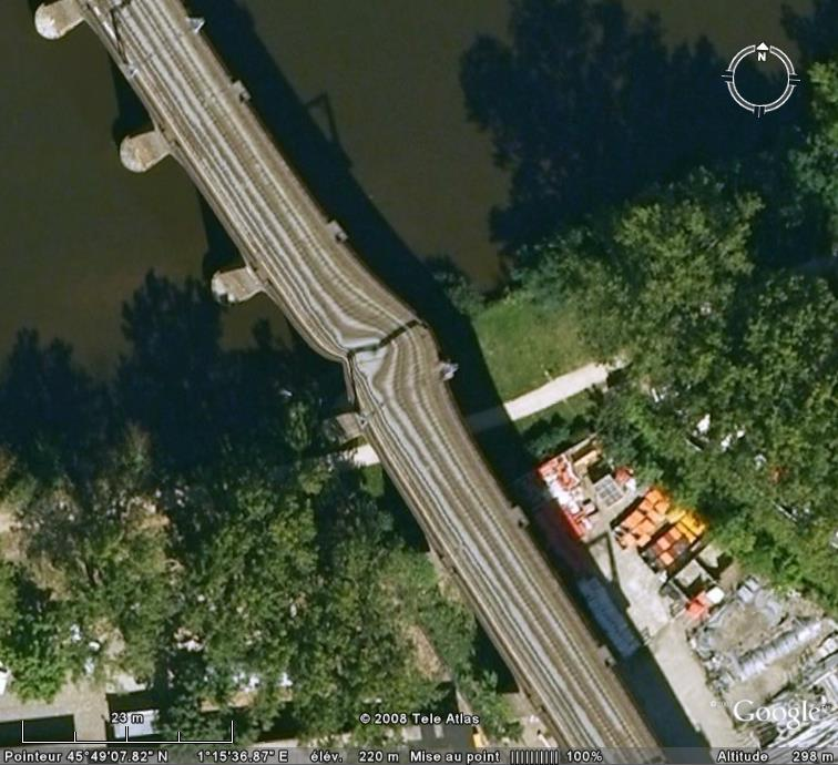 Ponts ondulés à Limoges, Haute-Vienne - France Insoli10