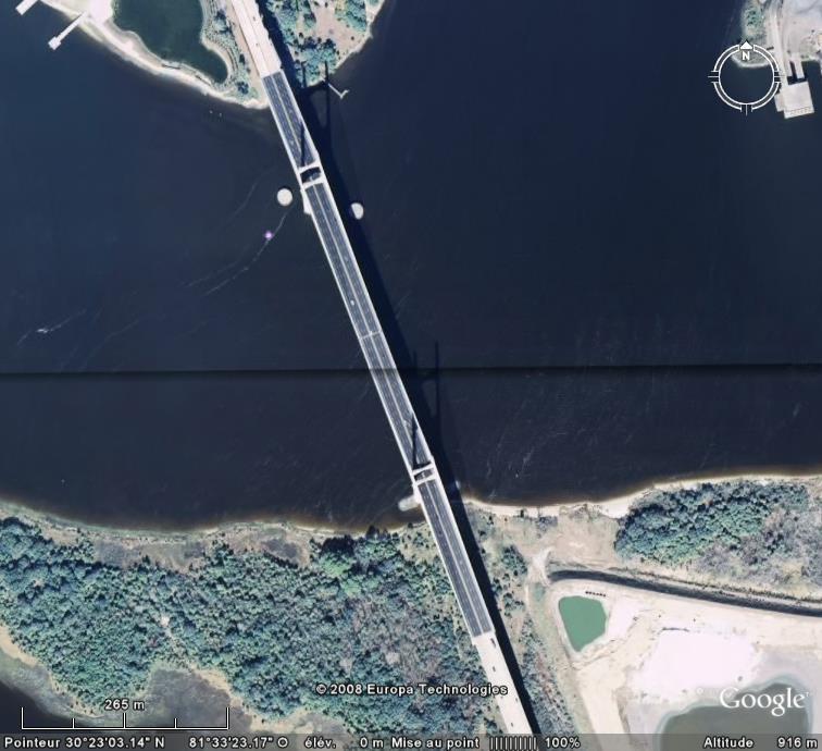 Les ponts du monde avec Google Earth - Page 9 Napole10