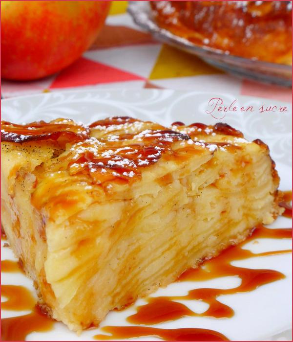 Gâteau aux pommes Invisi11