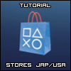 CONECTAR A STORE USA Y JAPON