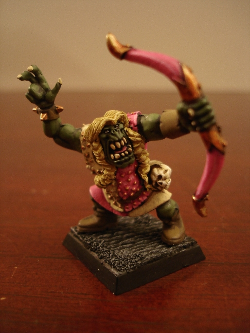 Tom's Pink Orcs & Goblins (and Squigs!) Pink_o13
