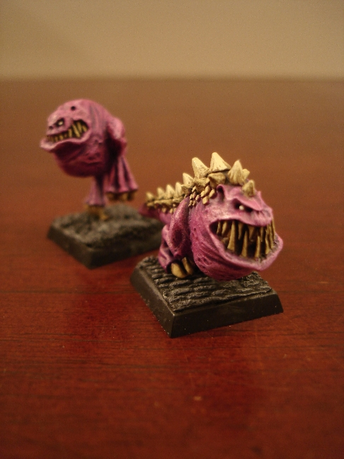 Tom's Pink Orcs & Goblins (and Squigs!) Pink_o14
