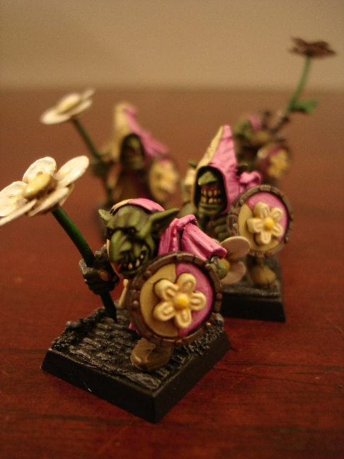 Tom's Pink Orcs & Goblins (and Squigs!) Pink_o15