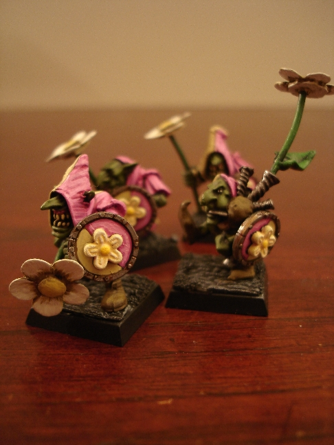 Tom's Pink Orcs & Goblins (and Squigs!) Pink_o16