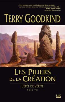 L'Epée de Vérité, le cycle de Terry Goodkind... Goodki11