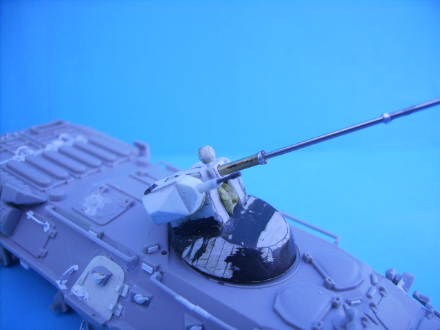 BTR 80 A 1/72° Btr2110