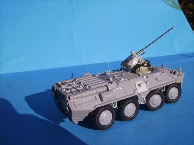 BTR 80 A 1/72° Btr2510