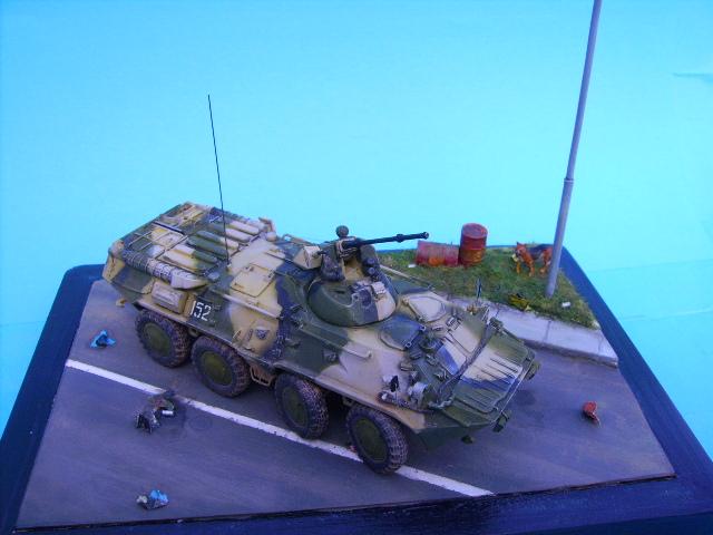 BTR 80 A 1/72° Btr3010