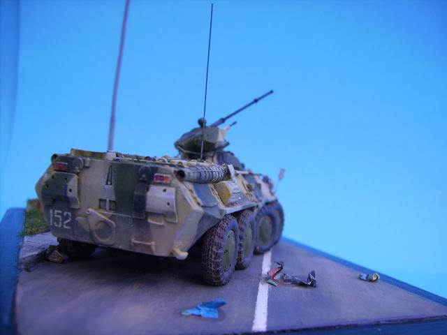 BTR 80 A 1/72° Btr3510