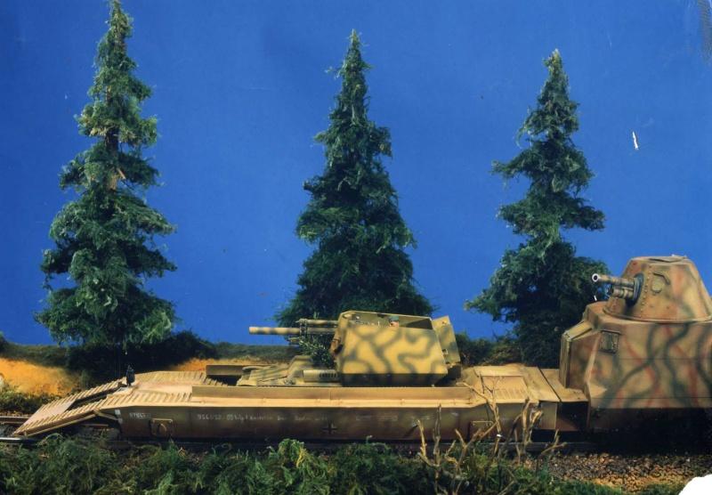 Panzerzug - Scratch au 1/35 Img06510