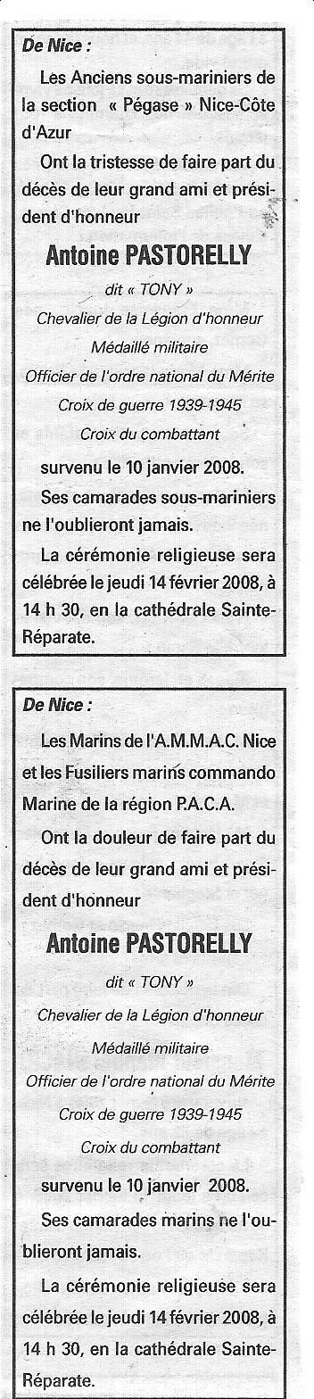 [ Divers - Les classiques ] LA RASCASSE PERD SON FONDATEUR Pastor10