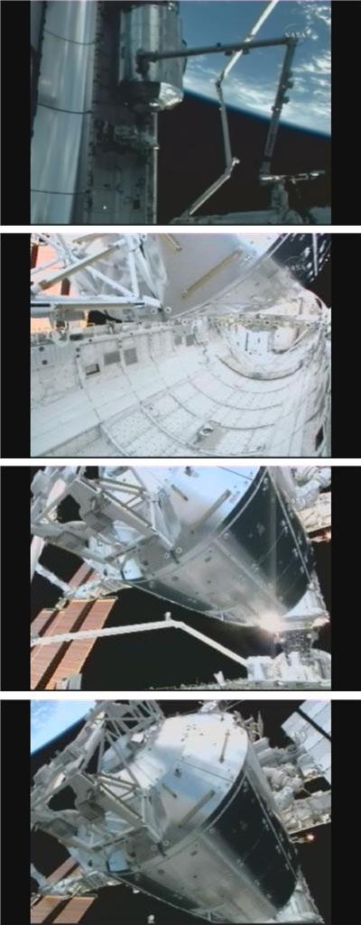 [STS122] EVA1 - Page 3 Temp211