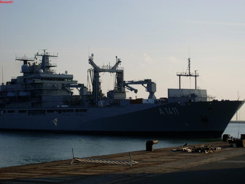 Preparatif et arrivée des Navires en photos Sl372952