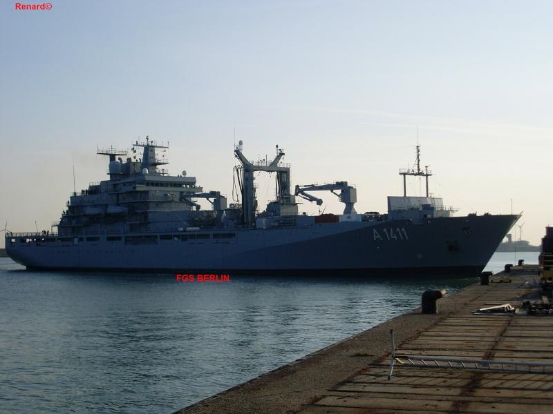 Preparatif et arrivée des Navires en photos Sl372953