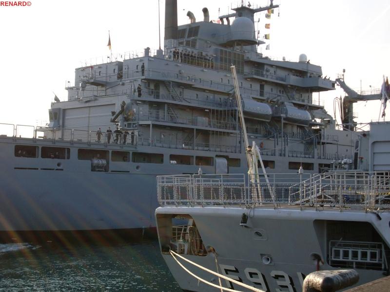 Preparatif et arrivée des Navires en photos Sl372954