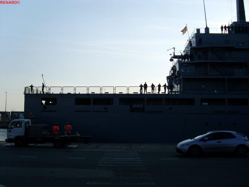 Preparatif et arrivée des Navires en photos Sl372957