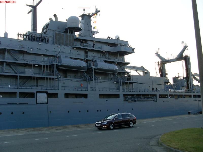 Preparatif et arrivée des Navires en photos Sl372958