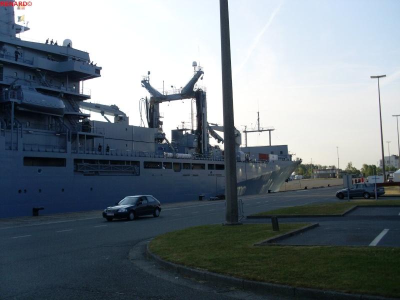 Preparatif et arrivée des Navires en photos Sl372959