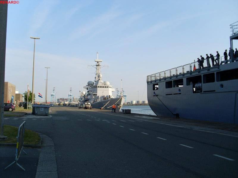 Preparatif et arrivée des Navires en photos Sl372960