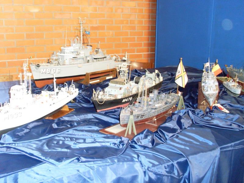 Preparatif et arrivée des Navires en photos Sl372968